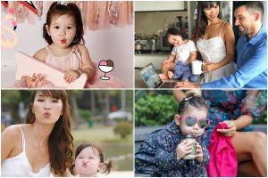 Hào quang siêu mẫu bao phủ bao năm, vậy mà Hà Anh vẫn phải nhường spotlight cho con gái nhỏ