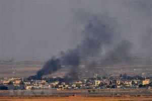 Máy bay Thổ Nhĩ Kỳ tiếp tục tấn công khu vực biên giới của Syria