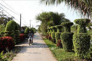 Nông thôn mới giúp nâng cao đời sống đồng bào dân tộc thiểu số ở Kiên Giang