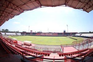 Không khí tại sân vận động chưa tương xứng cuộc đối đầu giữa tuyển Việt Nam-Indonesia