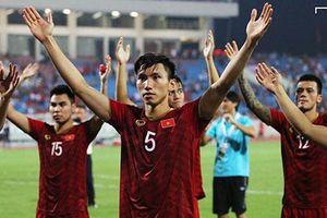 ĐT Việt Nam đón tin vui về lực lượng trước trận gặp Indonesia