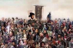 CLIP: Kết cục của 108 vị anh hùng Lương Sơn Bạc
