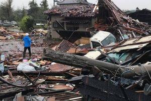 Hơn 100.000 hộ dân ở Tokyo và nhiều khu vực mất điện do bão Hagibis