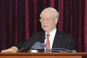 Tổng Bí thư, Chủ tịch nước: Kiên quyết đấu tranh bảo vệ chủ quyền biển, đảo