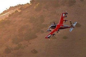 Thiết kế máy bay điện 'siêu êm' cất cánh thẳng đứng