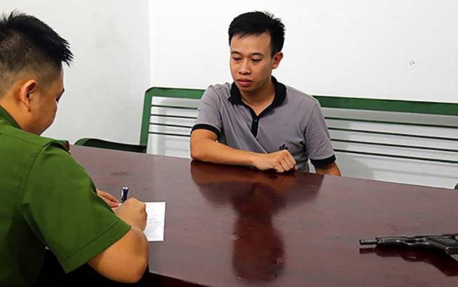 Cướp tiệm vàng ở Quảng Ninh vì cần tiền xây nhà và đưa mẹ vợ đi chữa bệnh?