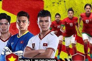 Báo Indonesia lo lắng cho đội nhà trước trận gặp Việt Nam