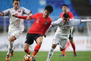 Để thua trong trận chung kết, U19 Việt Nam đánh mất ngôi vô địch vào tay Hàn Quốc