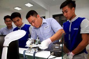 Ứng dụng công nghệ trong đào tạo nghề