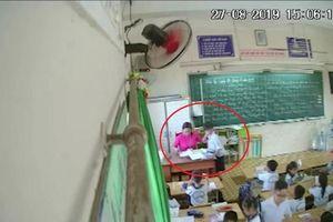 TP. Hồ Chí Minh: Chỉ đạo xử lý nghiêm vụ cô giáo liên tục đánh, nhéo tai nhiều học sinh