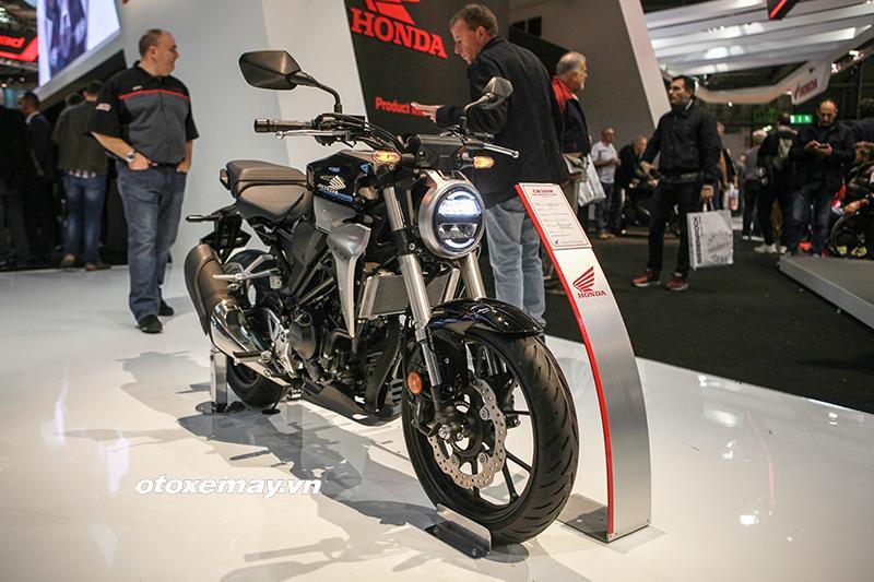 Chi tiết Honda CB300R mới giá 140 triệu đồng tại VN