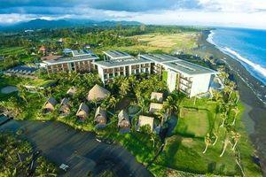 Clip: Cận cảnh 'Đại bản doanh' của ĐT Việt Nam tại 'Thiên đường' Bali