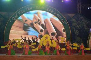 Tiếp tục nhiều hoạt động đặc sắc tại Lễ hội Quế Văn Yên, Yên Bái