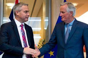 Brexit: Anh và EU đàm phán tích cực nhằm khơi thông bế tắc