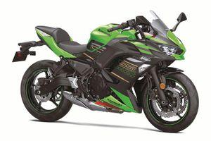 Kawasaki Ninja 650 2020 hầm hố ra mắt, giá gần 172 triệu đồng