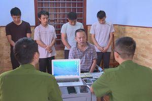 Triệt phá đường dây cá độ bóng đá hơn 2 tỷ đồng mỗi tuần ở Đắk Lắk