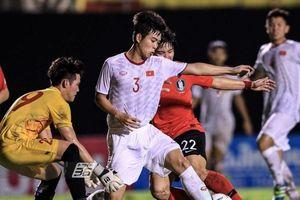 Thua sát nút U19 Hàn Quốc, U19 Việt Nam giành ngôi á quân GSB Bangkok Cup