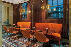 VyTA Convent Garden Restaurant: Bữa tiệc hào nhoáng