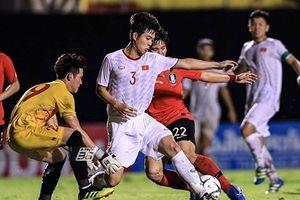 Thầy trò 'phù thủy trắng' Troussier thua nhẹ Hàn Quốc 1-2