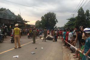 Bình Dương: Tai nạn liên hoàn bốn người thương vong