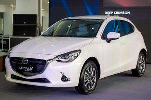Mazda 2 giảm giá chỉ còn hơn 400 triệu đồng
