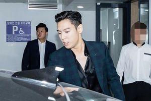 T.O.P (Big Bang) có thể rời khỏi showbiz