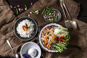 4 nhà hàng Michelin bình dân hút khách nhất tại Bangkok