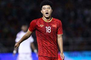U22 Việt Nam hòa UAE trong ngày Đức Chinh ghi bàn