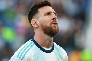 HLV Argentina xác định ngày tái xuất của Lionel Messi