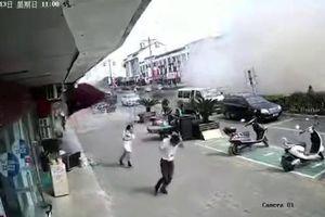 Nổ khí gas tại Trung Quốc, hơn 20 người thương vong