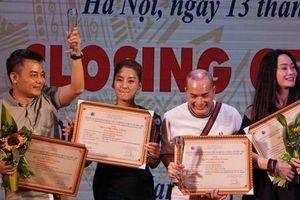 NSƯT Lê Trung Thảo đoạt HCV Liên hoan quốc tế Sân khấu thử nghiệm