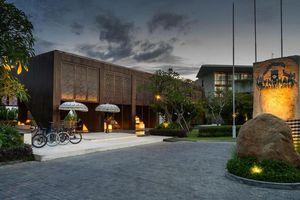 Chờ đối đầu Indonesia, tuyển Việt Nam nghỉ tại khách sạn sang trọng cỡ nào?