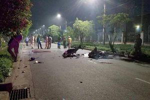 TP.HCM: Hai xe máy đối đầu trực diện, 2 người tử vong tại chỗ