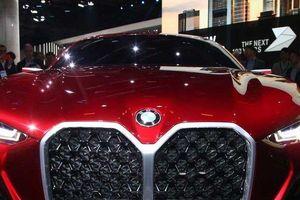 Concept 4 serie coupe bị chê 'bẩn mắt', sếp lớn BMW lại lên tiếng