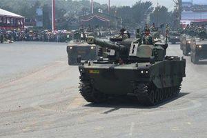 Choáng với sức mạnh thiết giáp Indonesia đang dùng