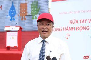Thứ trưởng Bộ Y tế: '66% dân số nông thôn không có công trình rửa tay cơ bản'