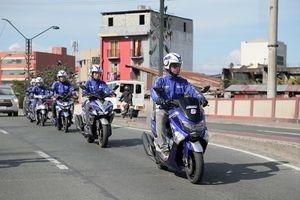 Kết thúc hành trình xuyên Đông Nam Á tại Philipines, thử sức mạnh của động cơ Yamaha Blue Core