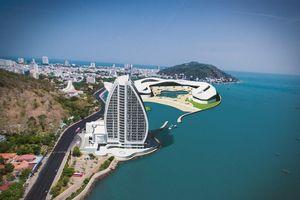 Bà Rịa- Vũng Tàu rà soát dự án lấn biển xây thủy cung