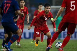 Trận Việt Nam vs Thái Lan 'cháy vé' chỉ sau 1 phút