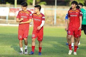 Đã rõ khả năng ra sân đấu Indonesia của Tuấn Anh, Quế Ngọc Hải