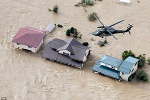 Nhật Bản tan hoang sau siêu bão HagibisThích và chia sẻ bài viết này qua: