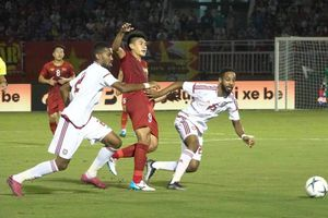 Trực tiếp U22 Việt Nam vs U22 UAE giao hữu quốc tế
