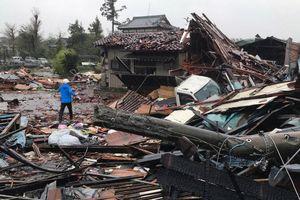 Thủ tướng gửi điện thăm hỏi Nhật Bản sau siêu bão Hagibis