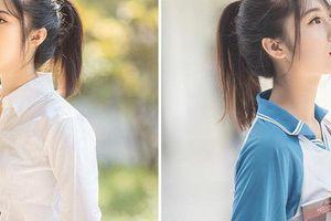 Cô gái bỗng 'nổi như cồn' với bức ảnh mặc đồng phục ĐH Bách khoa