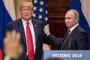 Tổng thống Putin: Ông Donald Trump không có lỗi trong quan hệ Nga - Mỹ
