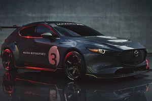 Mazda3 gây bất ngờ bằng phiên bản chuyển sử dụng trên đường đua