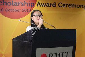 Con đường giành học bổng trường quốc tế của sinh viên khiếm thị