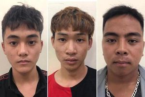 Hà Nội: Khởi tố nhóm cướp giả danh cảnh sát hình sự