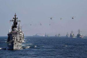 TQ lần đầu tới dự lễ duyệt hạm đội nhưng Nhật hủy sự kiện