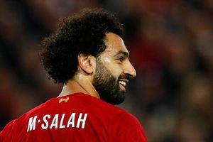 Salah đang có khởi đầu mùa giải hoàn hảo nhất sự nghiệp